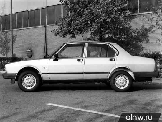 Каталог запасных частей Alfa Romeo Alfetta  Седан