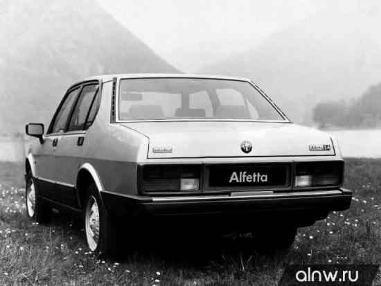 Программа диагностики Alfa Romeo Alfetta  Седан