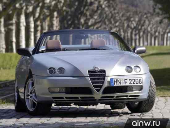 Alfa Romeo Spider II Кабриолет