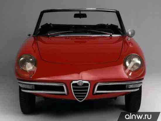 Руководство по ремонту Alfa Romeo Spider I Кабриолет