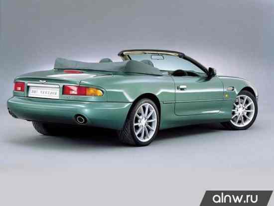 Инструкция по эксплуатации Aston Martin DB7  Кабриолет