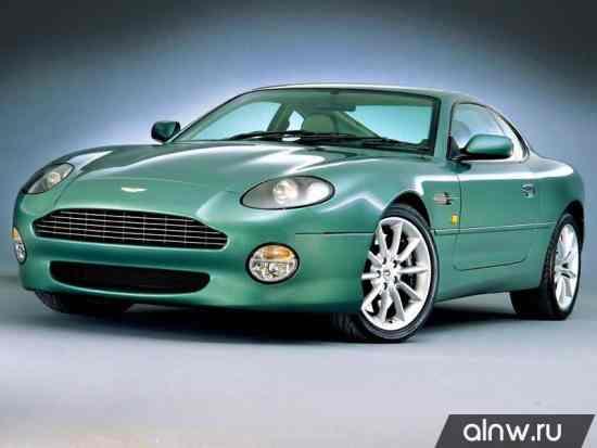 Руководство по ремонту Aston Martin DB7  Купе