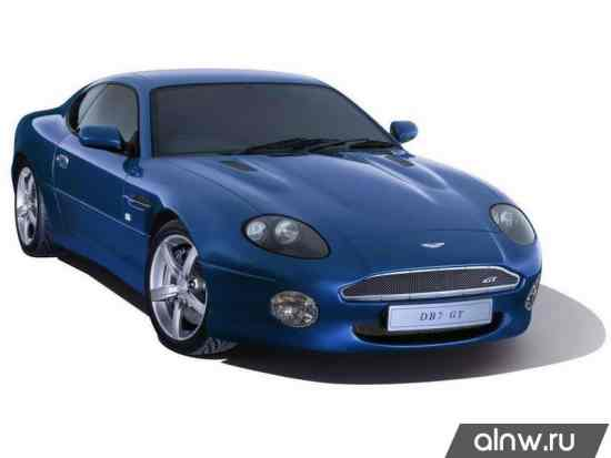Программа диагностики Aston Martin DB7  Купе