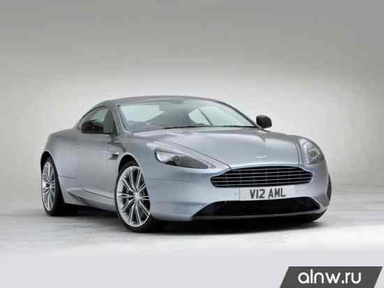 Aston Martin DB9 I Рестайлинг Купе