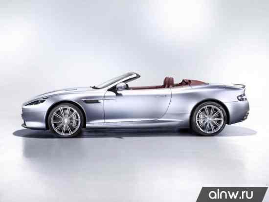 Каталог запасных частей Aston Martin DB9 I Рестайлинг Кабриолет
