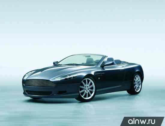 Aston Martin DB9 I Кабриолет