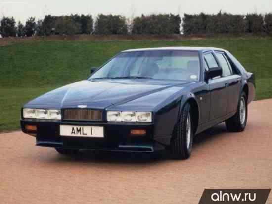 Aston Martin Lagonda  Седан
