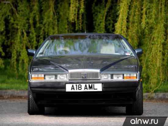 Каталог запасных частей Aston Martin Lagonda  Седан