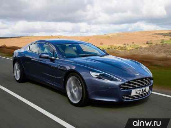 Aston Martin Rapide I Купе