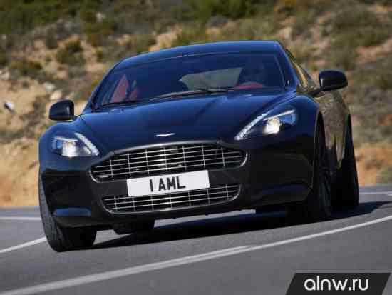 Инструкция по эксплуатации Aston Martin Rapide I Купе