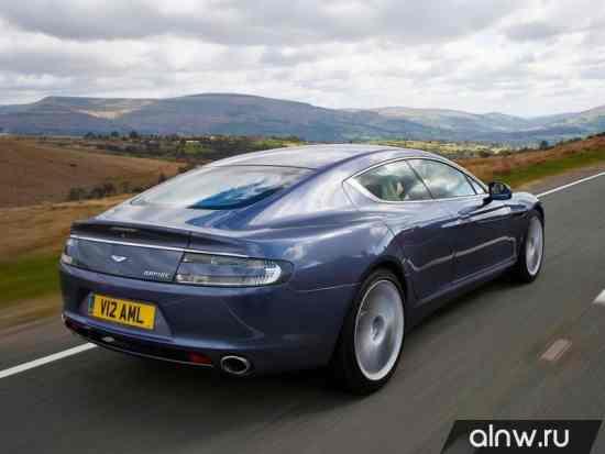 Каталог запасных частей Aston Martin Rapide I Купе