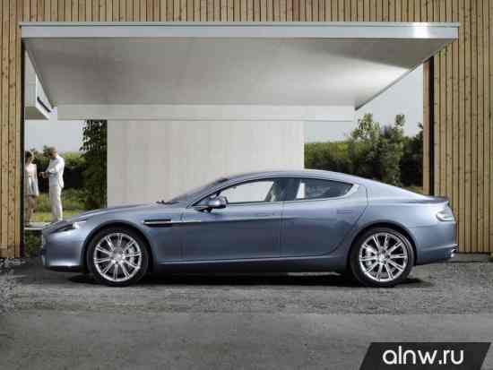 Программа диагностики Aston Martin Rapide I Купе