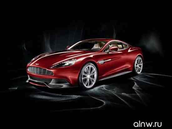 Программа диагностики Aston Martin V12 Vanquish II Купе