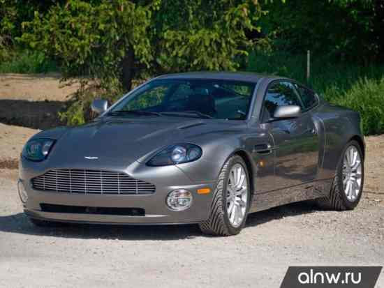 Aston Martin V12 Vanquish I Купе