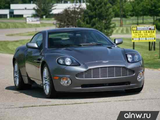 Инструкция по эксплуатации Aston Martin V12 Vanquish I Купе