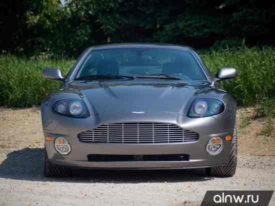 Каталог запасных частей Aston Martin V12 Vanquish I Купе