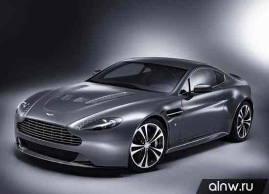 Руководство по ремонту Aston Martin V12 Vantage  Купе