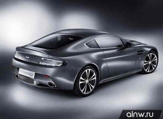 Инструкция по эксплуатации Aston Martin V12 Vantage  Купе
