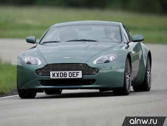 Руководство по ремонту Aston Martin V8 Vantage III Рестайлинг Купе