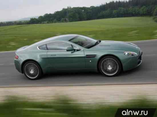 Программа диагностики Aston Martin V8 Vantage III Рестайлинг Купе