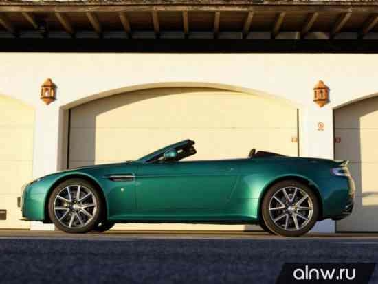Каталог запасных частей Aston Martin V8 Vantage III Рестайлинг Родстер