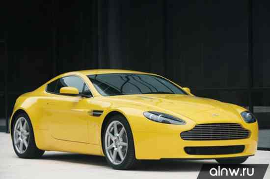 Aston Martin V8 Vantage III Купе