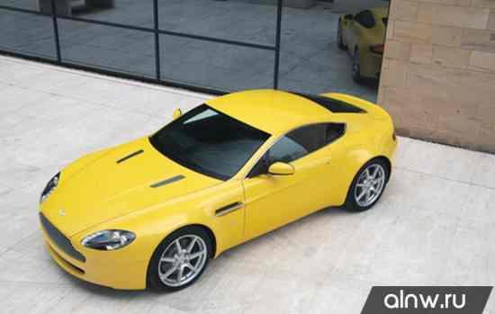 Инструкция по эксплуатации Aston Martin V8 Vantage III Купе