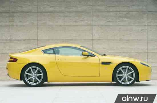 Каталог запасных частей Aston Martin V8 Vantage III Купе