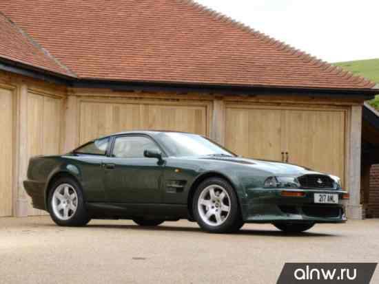 Aston Martin V8 Vantage II Купе