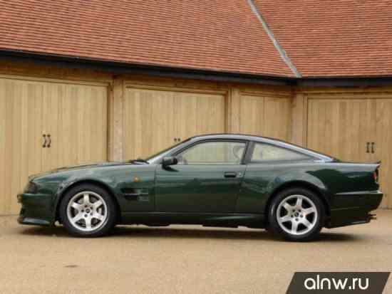 Инструкция по эксплуатации Aston Martin V8 Vantage II Купе