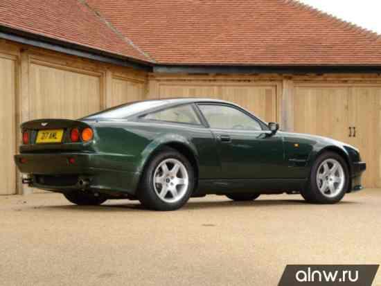 Каталог запасных частей Aston Martin V8 Vantage II Купе