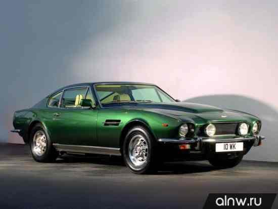 Aston Martin V8 Vantage I Купе