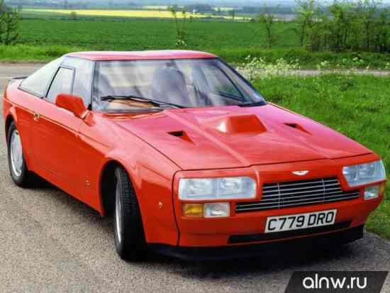 Aston Martin V8 Zagato  Купе