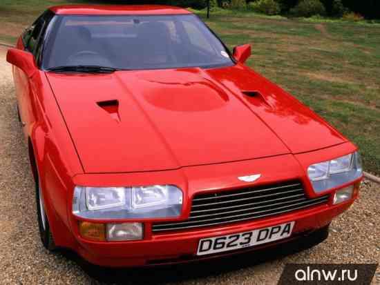 Каталог запасных частей Aston Martin V8 Zagato  Купе