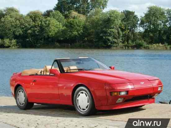 Aston Martin V8 Zagato  Кабриолет