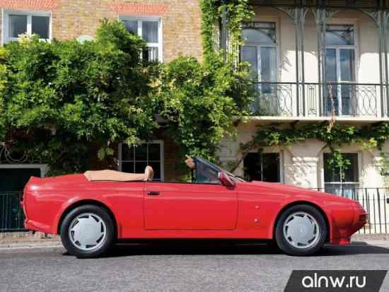 Инструкция по эксплуатации Aston Martin V8 Zagato  Кабриолет