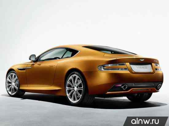 Инструкция по эксплуатации Aston Martin Virage II Купе
