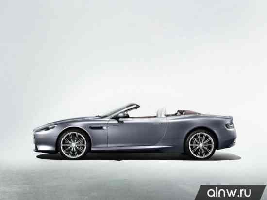 Каталог запасных частей Aston Martin Virage II Кабриолет