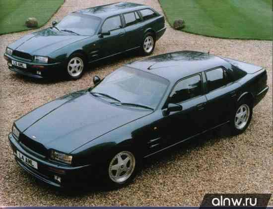 Aston Martin Virage I Седан