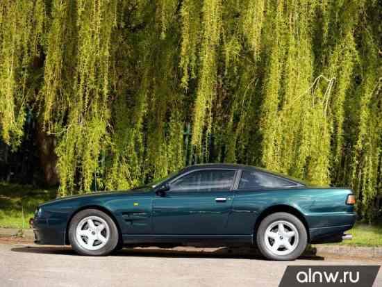 Инструкция по эксплуатации Aston Martin Virage I Купе
