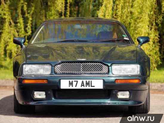 Каталог запасных частей Aston Martin Virage I Купе