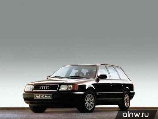 Audi 100 IV (C4) Универсал 5 дв.
