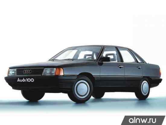 Audi 100 III (C3) Седан