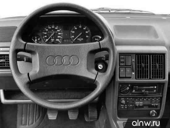 Каталог запасных частей Audi 100 III (C3) Седан
