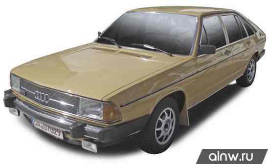 Audi 100 II (C2) Универсал 5 дв.