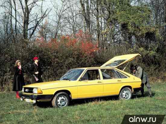 Инструкция по эксплуатации Audi 100 II (C2) Универсал 5 дв.