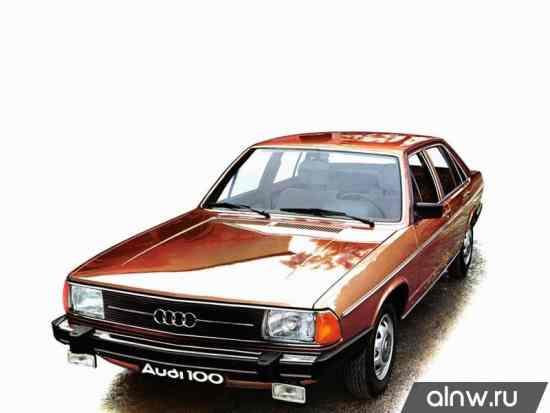 Руководство по ремонту Audi 100 II (C2) Седан