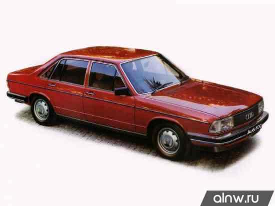 Инструкция по эксплуатации Audi 100 II (C2) Седан