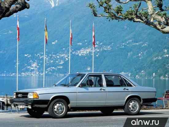 Каталог запасных частей Audi 100 II (C2) Седан