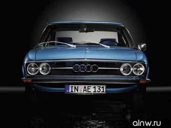 Audi 100 I (C1) Купе